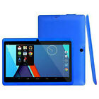 7 inch Android 4.4 Tablet PC Quad Core 1GB 8GB Dual Camera WiFi Google Phablet T