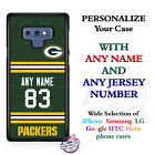 Green Bay PackersA18 Personalized Football Phone Case Cover fits Samsung etc. $25.98 USD on eBay