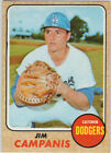 1968 Topps Baseball -- You Pick -- Complete Your Set -- EX-MT, NM, NM-MT