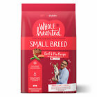 WholeHearted Grain Free Small Breed Beef and Pea Recipe Dry Puppy Food