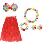 HAWAIIAN HULA LUAU SUMMER PARTY FESTIVAL FANCY DRESS ACCESSORIES LOT