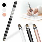 2 in 1 Precision Disc Stylus Capacitive Touch Screen Pen for Phone Tablet Laptop