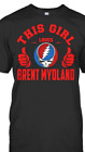 Grateful Dead Brent mydland shakedown lot style shirts