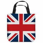 UNION JACK LIGHTWEIGHT LICENSED TOTE BAG 2 SIDED PRINT