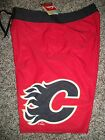 CALGARY FLAMES Quiksilver New NWT Mens Board Swim Shorts NHL 31 32 33 34 36 38 $34.9 USD on eBay