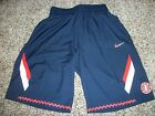 ILLINOIS FIGHTING ILLINI New NWT Mens Shorts Athletic Gym Nike Dri - Fit Large