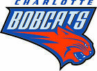Charlotte Bobcats Vintage Vinyl Decal / Sticker 5 Sizes!! on eBay