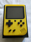 Mini Retro Handheld Game Console System 400 Games In 1 Built In Boy Color