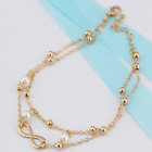 2019 Newly Ankle Bracelet Women Anklet Adjustable Chain Foot Beach Jewelry