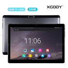"XGODY 10.1"" INCH ANDROID 7.0 Octa CORE 48GB TABLET PC WIFI Unlocked Phablet IPS"