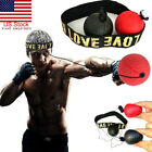 Kyпить Boxing Training Fight Ball Reflex Speed Punch Combat Muscle Exercise US STOCK на еВаy.соm