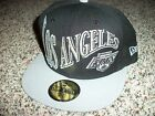 LOS ANGELES KINGS New NWT Mens Fitted New Era HAT CAP LID Black 7 3/8 1/2 $17.95 USD on eBay