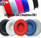 US Ear Pads Cushion headband Top Part arch band For Beats by Dr Dre Solo 2 3 e0
