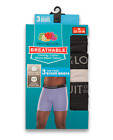 Fruit of the Loom BIG MENS 3 6 PACK BOXER BRIEFS BREATHABLE COOLING COTTON