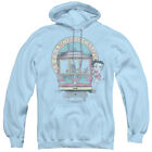 Betty Boop BETTY'S TROLLEY San Francisco California Licensed Sweatshirt Hoodie $43.9 USD on eBay