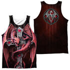 ANNE STOKES GOTHIC Licensed Men's Graphic Tank Top Sleeveless Tee SM-3XL