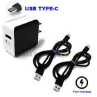 Fast Rapid Asus ZenPad Z10 ZT500KL Wall Charger & USB Type C Cable