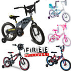 Kids Bike 16 Single Speed Build Circus Boys Child Girl Children Bicycle