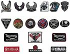 Top Quality Embroidered biker motorcycle iron on patch sew on badge €2.24 EUR on eBay