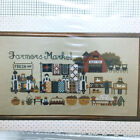Внешний вид - Told In A Garden Cross Stitch Pattern Sampler Amish Farm Family Country Home