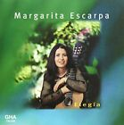 MARGARITA ESCARPA - Elegia: Spanish Guitar Recital - CD - Import - **Excellent**