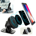 360° Car Magnetic Mount Holder Stand Stick On Dashboard For Cell Phone iPhone LG