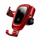 Baseus B2 10W Qi Wireless Car Mount Charger Quick Fast Charging Pad Holder Stand