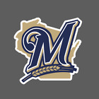 Milwaukee Brewers Wisconsin Logo Sticker Vinyl Vehicle Laptop Decal on Ebay