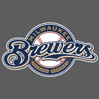 Milwaukee Brewers Wisconsin Vintage Logo 2000-2017 Sticker Vinyl Vehicle Decal on Ebay