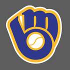 Milwaukee Brewers Wisconsin Vintage Logo 1978-1993 Sticker Vinyl Vehicle Decal on Ebay
