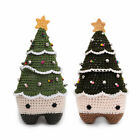 Sparkle Xmas-tree Xaver Handmade Amigurumi Stuffed Toy Knit Crochet Doll VAC