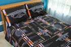Star Trek TNG LCARS Duvet Cover and Pillowcases on eBay