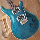Paul Reed Smith(PRS) Custom 24 1st Blue Matteo 10 top for sale