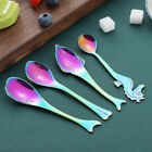Coffee Whale Chinese Tea Dessert Tableware Stainless Steel Spoons Kitchen Tools