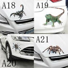 1× 3D Spider Decal Crawling Auto Car SUV Truck Window Vinyl Hood Sticker Graphic $1.89 USD on eBay