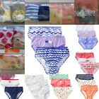 Gymboree Girl Underwear 2T-3T 4 5 6 7 8 10 12 3 panty Pack Swan Whale Nautical