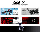 "GOT7 2019 WORLD TOUR ""KEEP SPINNING CONCERT Memorabilia Tickets"