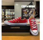 Converse CT AS CORE Red OX Sneakers Shoes M9696 Sz 5-10 Limited Size