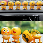 Spring Interior Accessories Nod Dolls Style Car Expression Pack Decoration