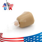 Rechargeable Digital Hearing Amplifier Aid Adjustable Mini In Ear Tone Amplifier