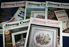 Cross Stitch Stoney Creek Magazines Choice of Issues 1993-2006