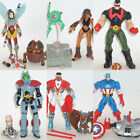 Toybiz Avengers United They Stand Action Figures - CHOICE - Captain America 1999