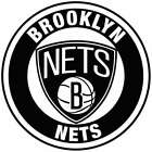 Brooklyn Nets Circle Logo Vinyl Decal / Sticker 5 sizes!! on eBay
