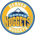 Denver Nuggets Throwback Circle Logo Vinyl Decal / Sticker 5 sizes!! on eBay