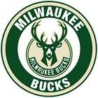 Milwaukee Bucks Circle Logo Vinyl Decal / Sticker 5 sizes!! on eBay