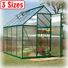 Greenhouse-Kit-3-Size-Portable-Walk-In-Polycarbonate-Panel-Plant-Outdoor-Garden