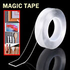 Kyпить Magic Tape Washable Adhesive Tape Double-sided Nano Invisible Gel Tape Hot на еВаy.соm
