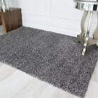 Medium Size Fireplace Hearth Shaggy Rugs Fluffy Soft Non Shed Marl Bedroom Rugs