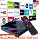 H96 Max 4GB+64GB TV Box Android 9.0 4K 5G/WIFI BT4.0 Home Media Player Streamers