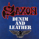 SAXON - Denim And Leather - CD